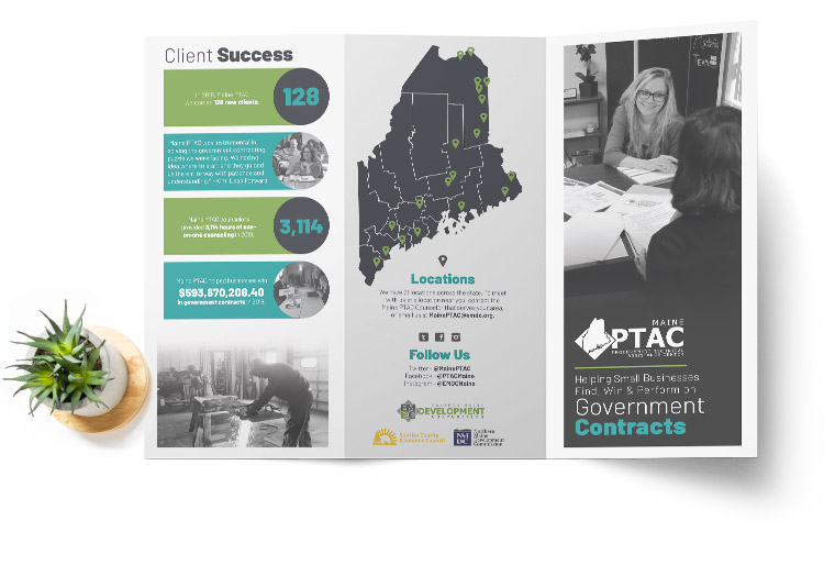 The Maine PTAC Brochure 2019