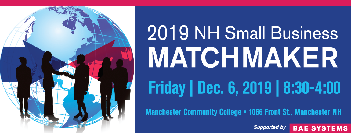 Preparing for Fall 2019 New Hampshire Matchmaker