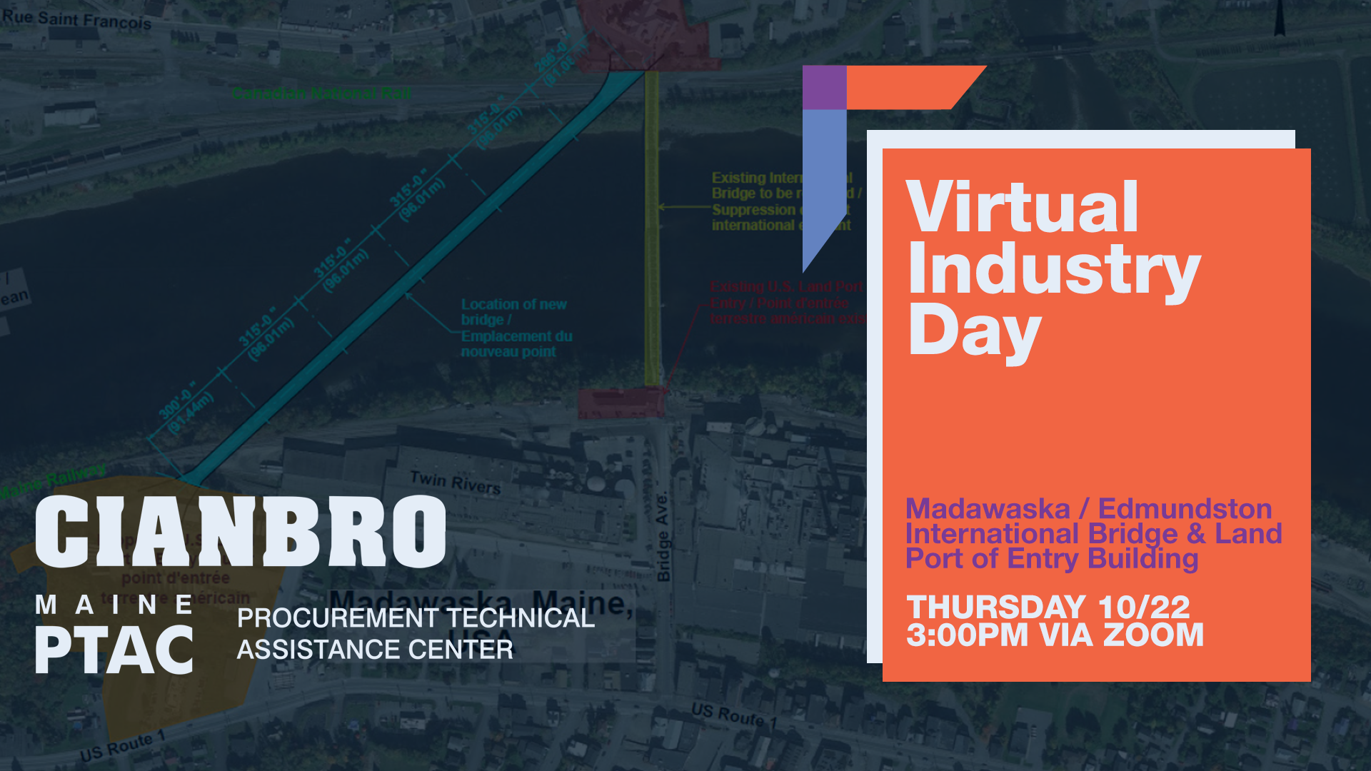 Virtual Industry Day with Cianbro