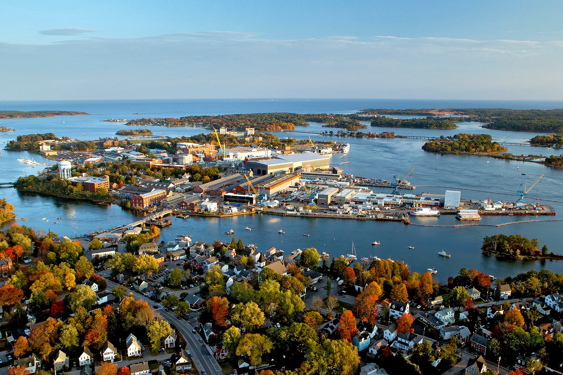 Maine PTAC & Portsmouth Naval Shipyard Virtual Industry Day