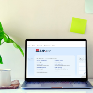 Helpful Hints to Navigating the New SAM.gov Website